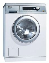 Miele Little Giant Washer 6068 Plus in Lotus White Stainless
