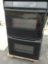 Whirlpool 30  Double Wall Oven with Touchscreen  Bake and Broil  New