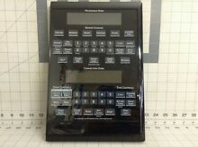 WB27T11343 GE Oven Microwave Combo Touchpad WB27T11343