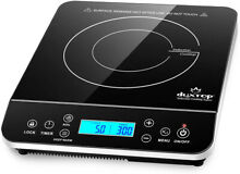 Duxtop Portable Induction Cooktop  Countertop Burner Induction Hot Plate    Free