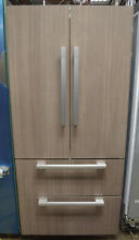 Miele PerfectCool KFNF9955IDE 36  Built In Panel Ready French Door Refrigerator