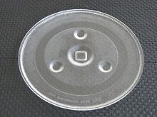 Microwave oven turnable plate  11  27 8cm