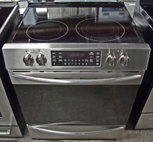 Frigidaire Gallery Series FGEH3047VF 30  Front Control Electric Range