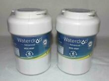 NEW GE SmartWater WDS MWF Replacement Refrigerator Water Filter by Waterdrop
