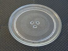 Microwave oven turnable plate L39  24 5cm