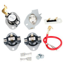 DRYER THERMOSTAT FUSE KIT 3977767 3392519 3387134 3399848 FOR WHIRLPOOL KENMORE