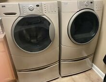 Kenmore Elite washer and gas dryer