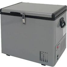 12 Volt Portable 43 Qt  Chest Fridge   Freezer  Outdoor RV Camp 12V Boat Cooler