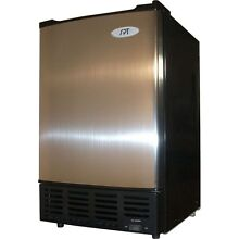 Stainless Steel Under Counter Ice Maker Machine  Portable or Built In