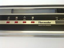 VINTAGE Thermador THD4800 Dishwasher Control Panel