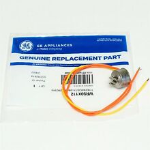 WR50X112 Genuine GE Refrigerator Defrost Thermostat L72 44F AP2071257 PS303464