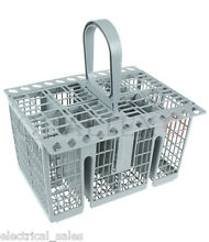 GENUINE CUTLERY BASKET FOR HOTPOINT INDESIT DISHWASHER IN GREY C00257140