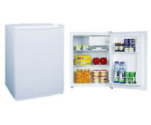 Magic Chef Mini Refrigerator Freezer Small Dorm Desk Office 2 4 White MCBR240W