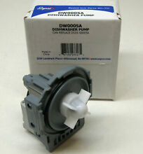 DW0005A Dishwasher Drain Pump for Samsung DD31 00005A PS4222308 AP4342621