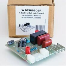 Refrigerator Adaptive Defrost Control Board for Whirlpool Kenmore WPW10366605