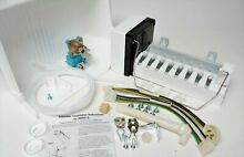 RIM313 for Whirlpool Ice Maker Refrigerator Icemaker Kit ECKMF 64 1129313