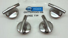 7737P245 60_4 PACK Knobs for Maytag Jenn Air Range Cooktop PS2375886 AP5670739