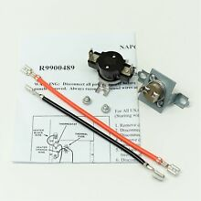 R9900489 Dryer Themostat Thermal Fuse Limit for Speed Queen Amana