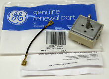WB24T10063 GE Range Stove Burner Infinite Switch Control AP3189829 PS236785