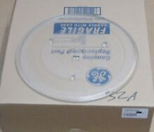 WB49X10030 GE Microwave Turntable Cooking Glass Tray Dish AP2031720 PS249980
