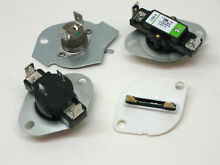 Thermostat Pkg 279769 3387134 3390719 Whirlpool Kenmore Dryer Thermostat Fuse