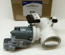 Washing Machine Drain Pump for Whirlpool W10130913 AP4308966 PS10067009