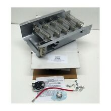 Dryer Heating Element Thermostat Kit Washer Whirlpool Kenmore Maytag Heater Part