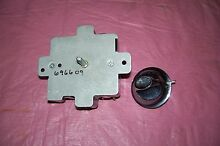 KENMORE DRYER TIMER   696609 WITH KNOB  SEE PICTURES