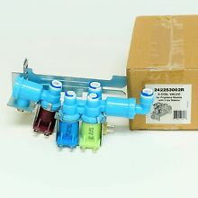 Water Inlet Valve for Electrolux Frigidaire 242253002 AP5669874 PS7