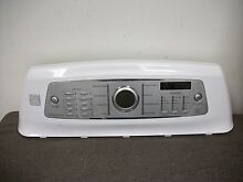 Kenmore Elite Washer Control Panel AGL73093112   30 DAY WARRANTY