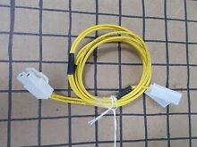 GE Profile Dryer Connector Assy  WE08X10062    30 DAY WARRANTY