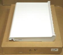 GE Hotpoint Refrigerator Crisper Cover Vegetable Drawer WR32X10457 for HTS18B