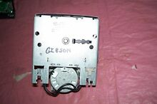 OEM GIBSON FRIGIDAIRE WASHER TIMER WITH KNOBS   148173 000 B SEE PICTURES