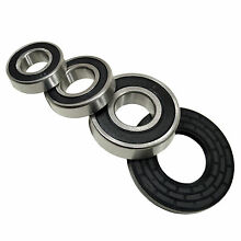 Bearing and Seal Kit for Whirlpool Front Load Washer Tub  8181912 W10772618