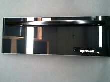 W10620784 JENN AIR GLASS PANEL DRAWER BLACK