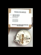 WH12X10522 GE WASHER PRESSURE SWITCH OEM   NEW