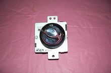 OEM KENMORE DRYER TIMER FSP   696040 WITH KNOB SEE PICTURES