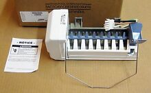 W10884390 Whirlpool Kenmore Ice Maker Refrigerator Icemaker AP6030643 PS11765620