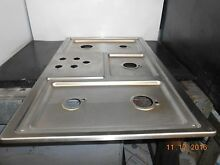 DACOR STAINLESS COOK TOP PART   36113S FITS SGM365S USED