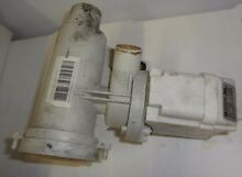 GE washer Drain Pump Assembly  Part  WH23X10028
