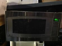 GE JES2251SJ Profile Microwave Oven Countertop Stainless Steel 120V 1200W