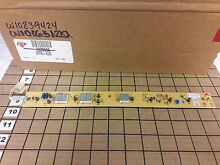 APPLIANCE PARTS  PART  W10839424   NEW  CONTROL BOARD   ELEC