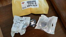 3 ea Kitchen gas range knob  valve  7711P48 60