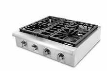 30  Thor Kitchen Stainless Steel Rangetop HRT3003U Gas Range Top 4 Burners
