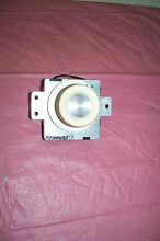 OEM KENMORE DRYER TIMER WITH KNOB   3398193A SEE PICTURES   HARD TO FIND