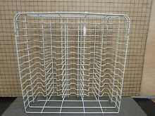 Kenmore Dishwasher Upper Rack w 4 Permanent Tine Rows 8539234   30 DAY WARRANTY