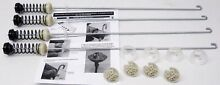 Suspension Kit for W10780048 Whirlpool Kenmore Washing Machines