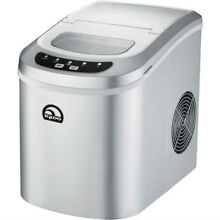 Ice Maker Countertop Machine Cube Portable Day Compact Freestanding Icemaker 26