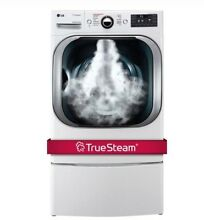 9 0 cu  ft  Mega Capacity Gas Dryer w  Steam  Technology