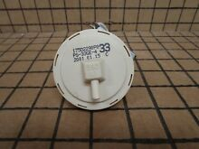 GE Washer Pressure Switch  WH12X10070  175D2290P033   30 DAY WARRANTY
